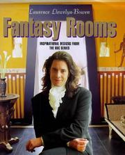 Cover of: Fantasy Rooms | Laurence Llewelyn Bowen