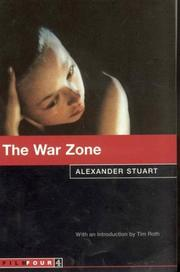 Cover of: The War Zone