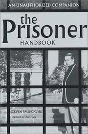 The Prisoner Handbook by Steven Paul Davies