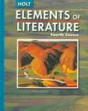 Cover of: Elements of Literature |