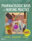 Cover of: Pharmacologic Basis of Nursing Practice