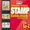 Cover of: 2007 Scott Standard Postage Stampcatalogue | James E. Kloetzel