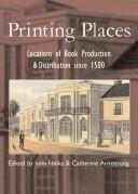 Cover of: Printing Places |