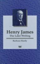 Cover of: James, Henry