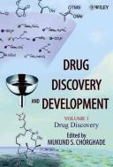 Drug Discovery and Development, Drug Discovery