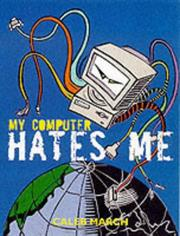 Cover of: My Computer Hates Me