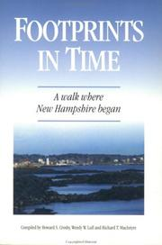 Cover of: Footprints in time | Howard S. Crosby
