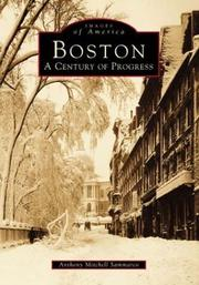 Cover of: Boston by Anthony Mitchell Sammarco
