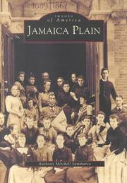 Cover of: Jamaica Plain, MA