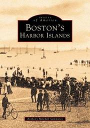 Cover of: Boston's harbor islands