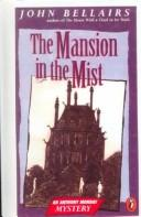 Cover of: The Mansion in the Mist (Anthony Monday Mystery)