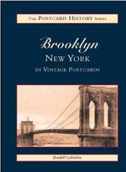 Cover of: Brooklyn Postcards