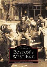 Cover of: Boston's West End