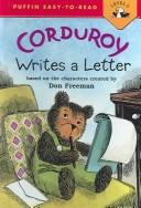 Cover of: Corduroy Writes a Letter