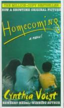 Cover of: Homecoming (The Tillerman Series #1) |