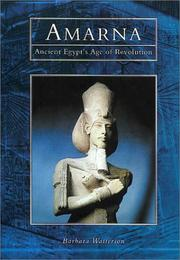 Cover of: Amarna | Barbara Watterson