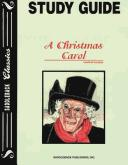 Cover of: A Christmas Carol Study Guide