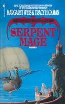 Cover of: Serpent Mage (Death Gate Cycle | Margaret Weis