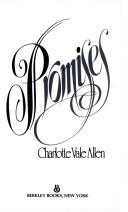 Cover of: Promises