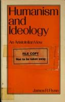 Cover of: Humanism and Ideology