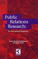 Cover of: Public Relations Research