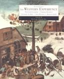 Cover of: The Western Experience | Mortimer Chambers