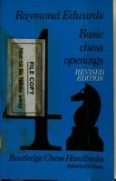Cover of: Basic chess openings