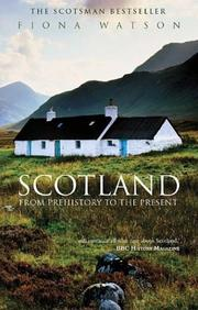 Cover of: Scotland | Fiona J. Watson