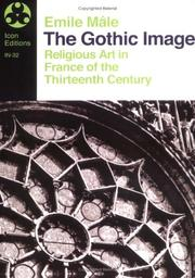 Cover of: Gothic Image
