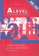 Cover of: LANGUAGE AND SOCIAL CONTEXTS