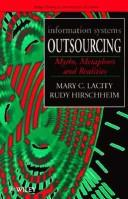 Cover of: Information Systems Outsourcing | Mary Cecelia Lacity