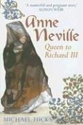 Cover of: Anne Neville | Michael Hicks