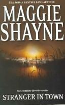 Cover of: Stranger In Town | Maggie Shayne