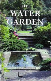 Cover of: Water Garden