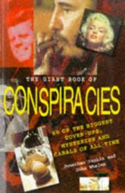 Cover of: The Giant Book of Conspiracies