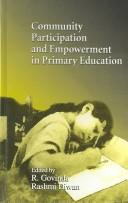 Cover of: Community Participation and Empowerment in Primary Education