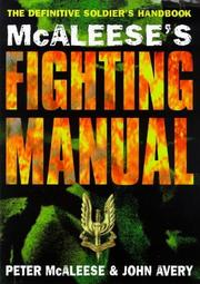 Mcaleese`s Fighting Manual by Peter McAleese