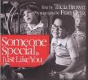 Cover of: Someone Special