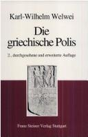 Cover of: Die griechische Polis