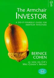 Cover of: The Armchair Investor