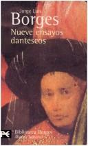 Cover of: Nueve ensayos dantescos