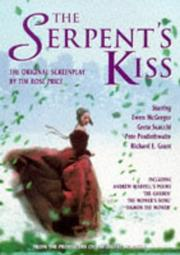 Cover of: The serpent's kiss