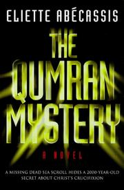 Cover of: The Qumran Mystery | Eliette Abecassis