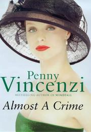 Cover of: Almost a Crime