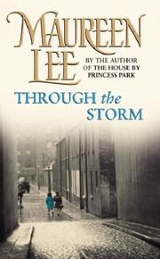 Cover of: Through the Storm