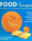 Cover of: Food for thought