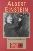 Cover of: Albert Einstein (People Who Made History)