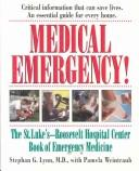 Cover of: Medical Emergency | Stephen G. Lynn