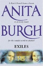 Cover of: Exiles | Anita Burgh