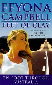 Cover of: Feet of Clay On Foot Australia